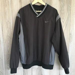 Nike Golf🏌🏽♂️V-Neck Lined Windbreaker